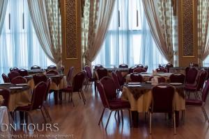 Ресторан Отель Арзув, Аваза, Туркменбаши, Туркменистан (3)
