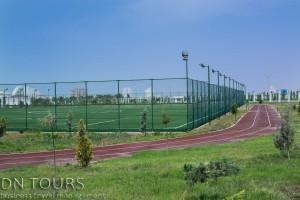 Отель Арзув, Аваза, Туркменбаши, Туркменистан (4)