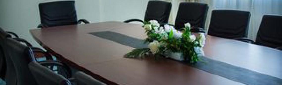 Конференц зал, отель Арзув, Аваза, г. Туркменбаши, Туркменистан