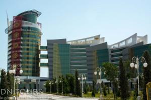 Отель Беркарар, Аваза, Туркменбаши, Туркменистан (2)