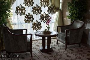 Конференц зал Аваза, Отель Беркарар, Туркменбаши, Туркменистан