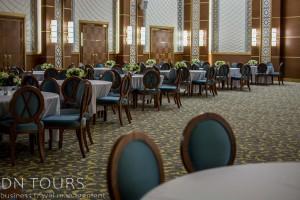 Отель Беркарар, Аваза, Туркменбаши, Туркменистан (4)