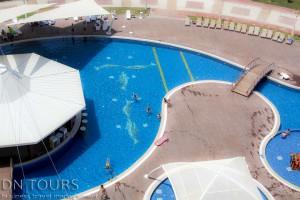 Отель Дениз, Аваза, Туркменбаши, Туркменистан (4)