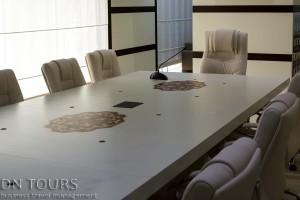 Конференц зал Отель Дениз, Аваза, Туркменбаши, Туркменистан (5)