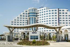 Отель Дениз, Аваза, Туркменбаши, Туркменистан