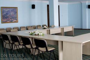 Конференц зал, Отель Небитчи, Аваза, Туркменбаши, Туркменистан (14)
