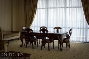 Отель Небитчи, Аваза, Туркменбаши, Туркменистан (6)