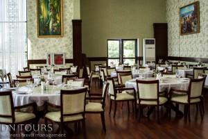 Ресторан отель Чарлак, Аваза, Туркменбаши, Туркменистан (3)