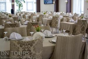 Ресторан, отель Сейрана, Аваза, Туркменбаши, Туркменистан