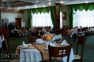Рестораны, Отель Туркменбаши, город Туркменбаши (Красноводск) Туркменистан (2)
