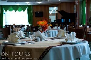 Рестораны, Отель Туркменбаши, город Туркменбаши (Красноводск) Туркменистан (6)