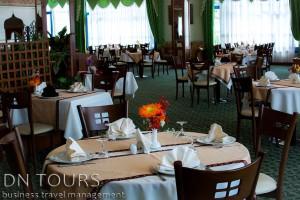 Рестораны, Отель Туркменбаши, город Туркменбаши (Красноводск) Туркменистан