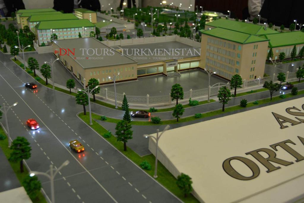 Международная строительная выставка и конференция, Ашхабад 2014 (4)
