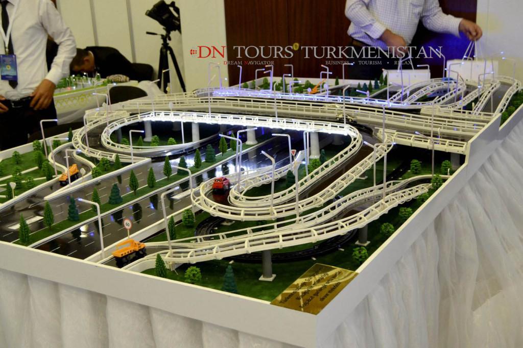 Международная строительная выставка и конференция, Ашхабад 2014 (5)