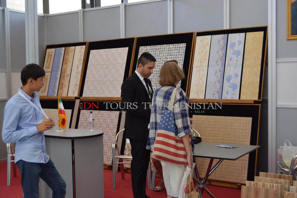Международная строительная выставка и конференция, Ашхабад 2014 (7)