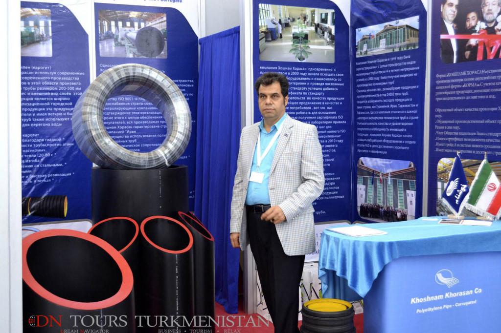 Международная строительная выставка и конференция, Ашхабад 2014 (8)
