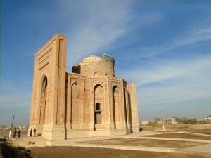 Куня Ургенч, Туркменистан