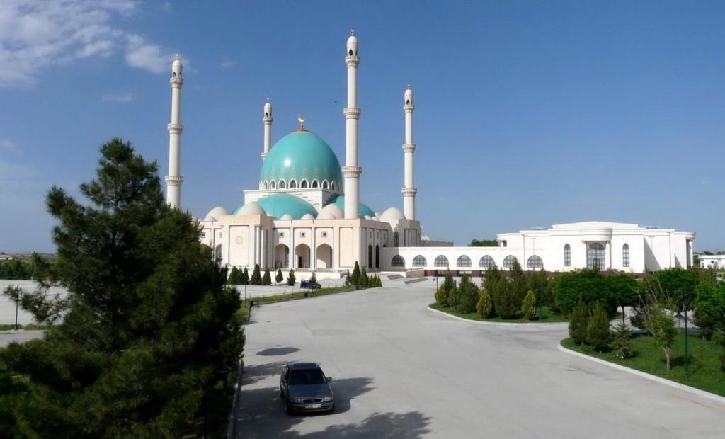 мечеть в Ашхабаде