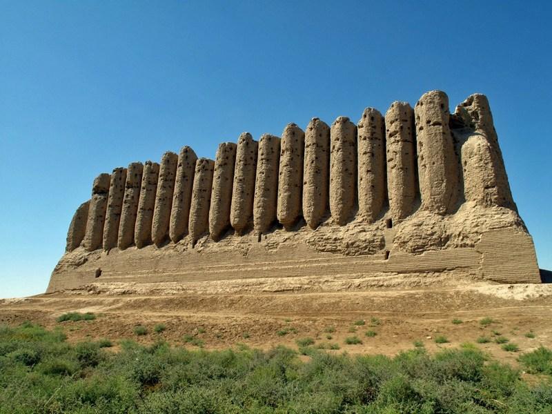 Древний Мерв, Туркменистан (6)