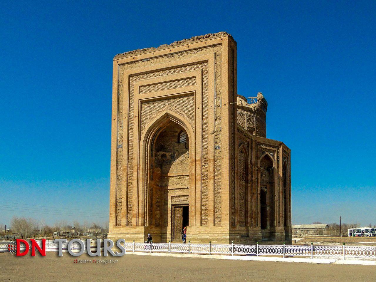 Куня Ургенч, Туркменистан (2)