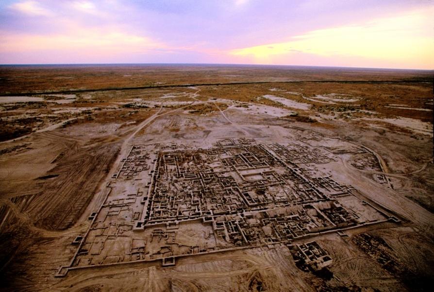 Маргуш Маргиана Туркменистан