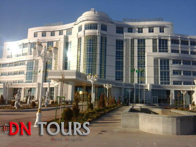 Отель Дашогуз, Туркменистан (2)