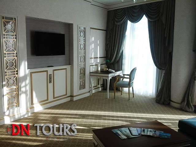 Отель Дашогуз, Туркменистан (5)