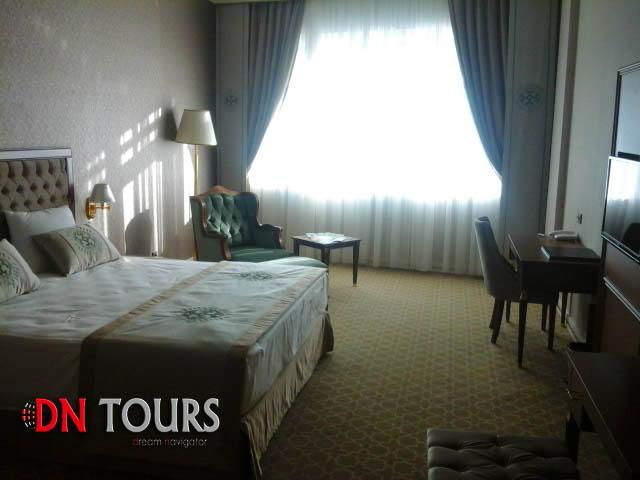Отель Дашогуз, Туркменистан апартаменты (2)