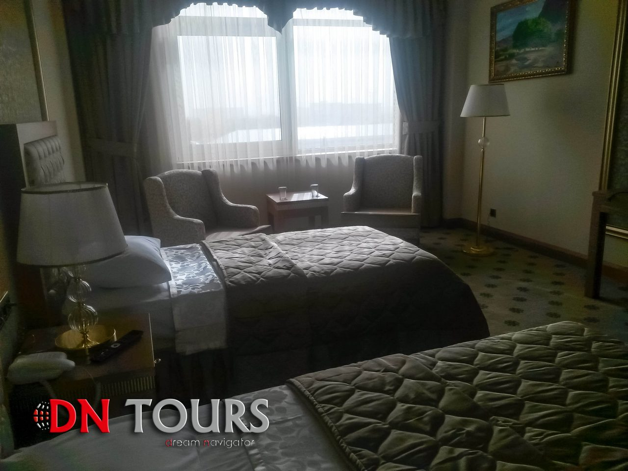 Отель Мары Туркменистан апартаменты