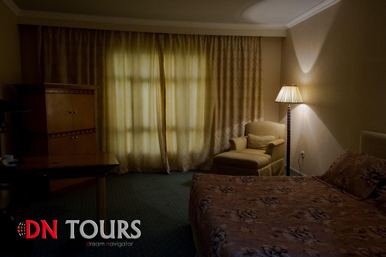 Отель Небитчи, Балканабад Туркменистан Апартаменты (2)