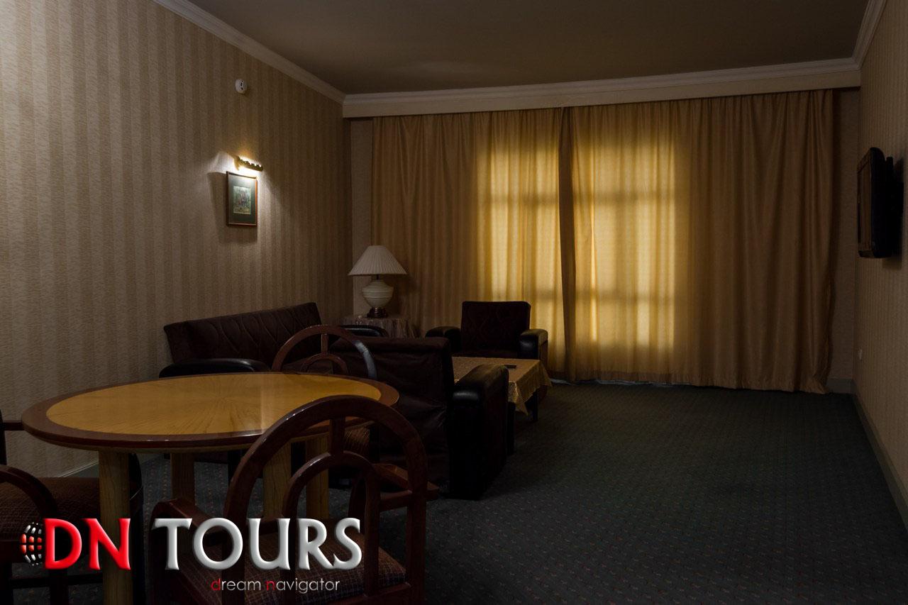 Отель Небитчи, Балканабад Туркменистан Апартаменты (3)