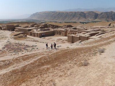 Тур в Туркменистан. Ниса
