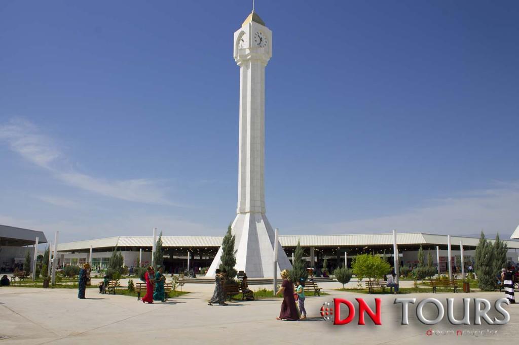 базар Толкучка, Ашхабад Туркменистан