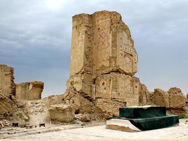 Исторические памятники Туркменистана