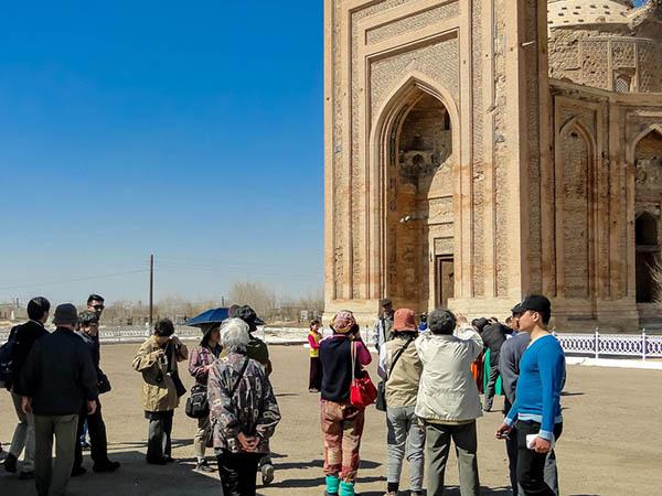 Туры по Туркменистану