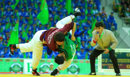 Спортивные состязания Туркменистан