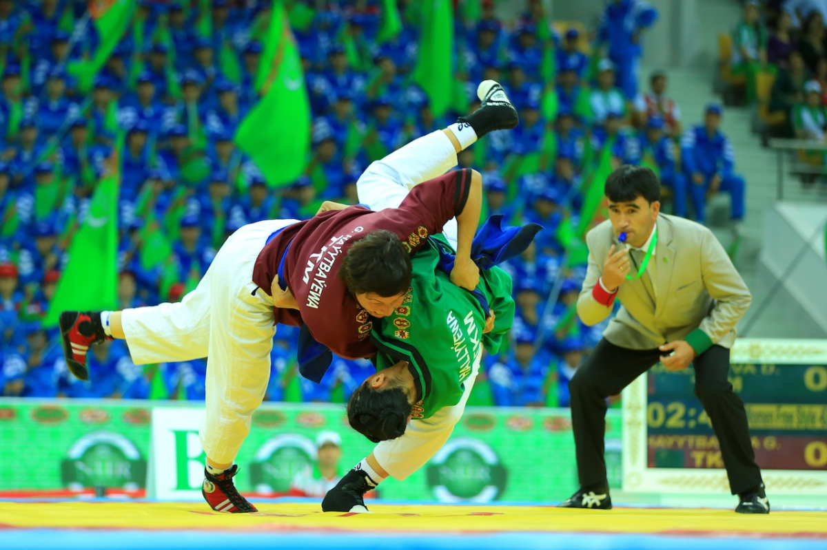 VАзиатские игры Ашхабад Туркменистан