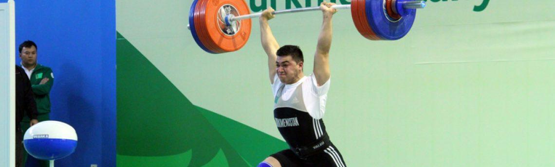 Чемпионат Туркменистана по тяжёлой атлетике принес новые национальные рекорды