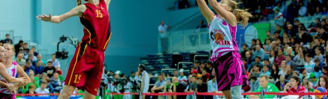 «Золото» и «серебро» туркменских баскетболистов в голландском Эйндховене