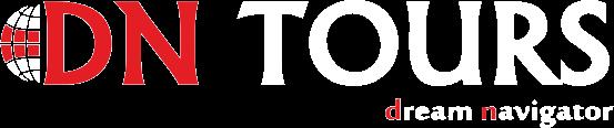 логотип тур оператора ДН Турс