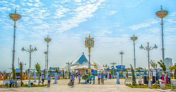 Аваза панорама парк развлечений