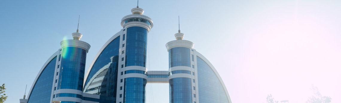 Отель Хазар Аваза, Туркменистан