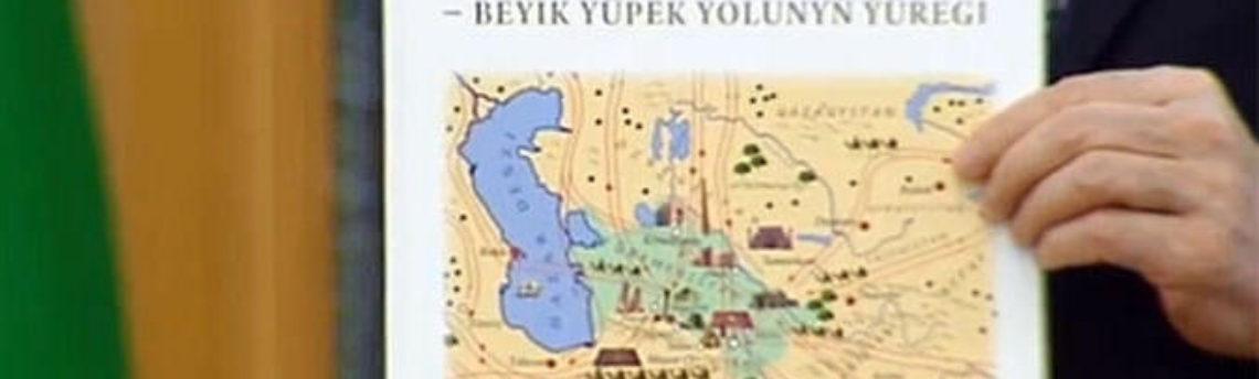Туркменистан – сердце Великого Шёлкового пути
