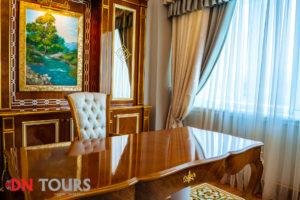 отель Олимпия Ашхабад