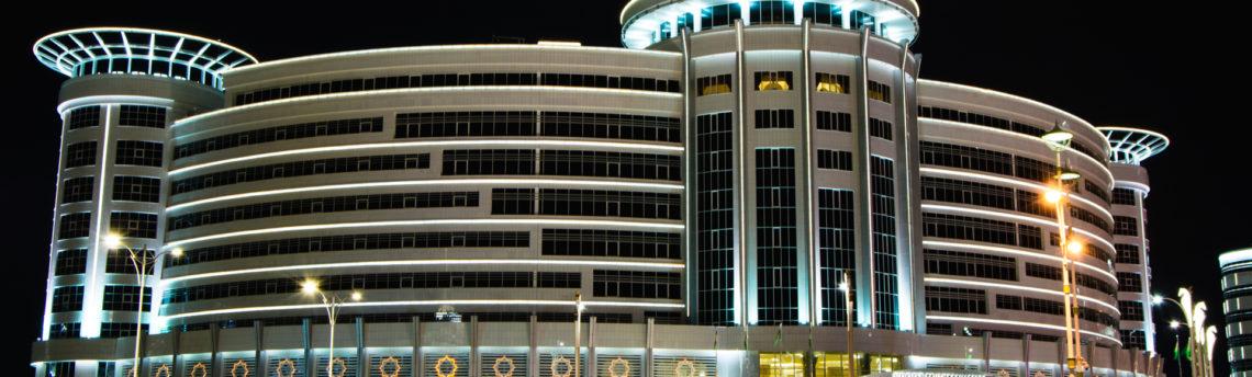 Отель Спорт Ашхабад, Туркменистан