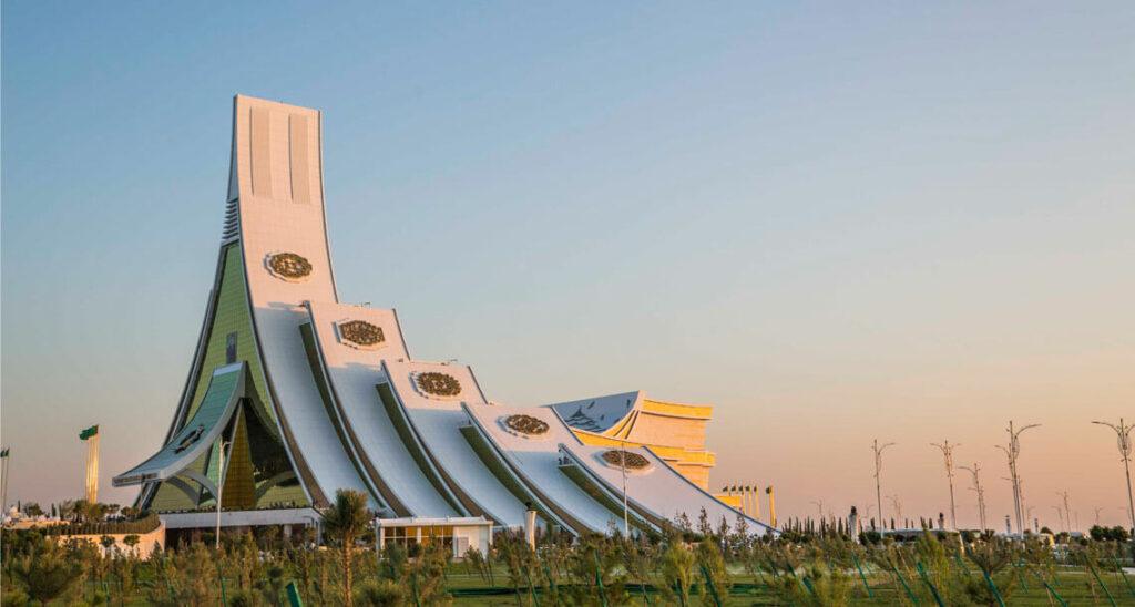 I CEF 2019 Каспийский Экономический Форум, Туркменбаши, Туркменистан