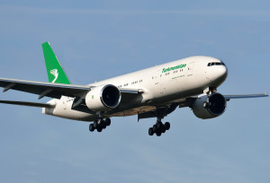 Boeing-777-Turkmenistan Airlines