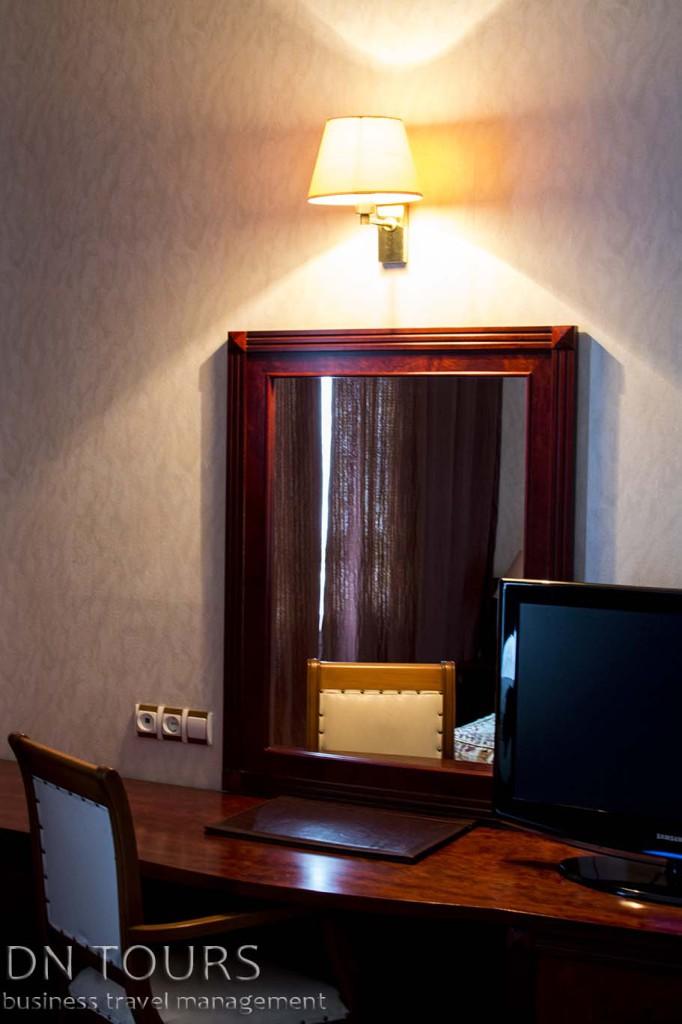 Отель Туркменбаши