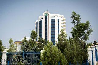 Отель Туркменбаши экстерьер