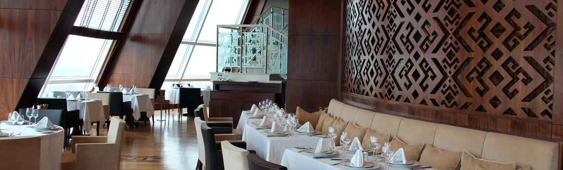 Рестораны, отель Йылдыз, Ашхабад, Туркменистан